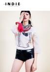 HIlda editorial - Jolita cuff, Montmartre necklace and Marseille necklace