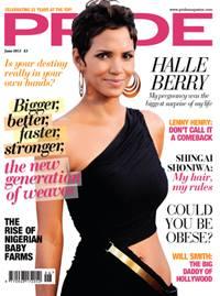 Pride Magazine Cover June 2013