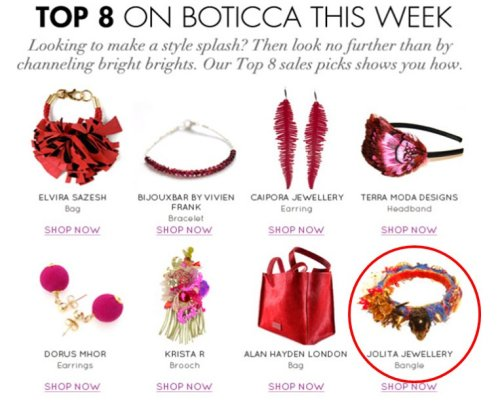 Boticca - Top 8 - Dark Tale bangle