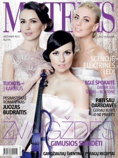 Moteris Cover - January 2012