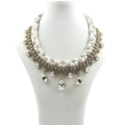 Seychelles necklace by Jolita Jewellery