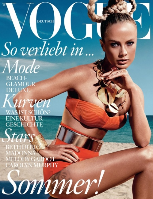 Vogue Germany June 2012
