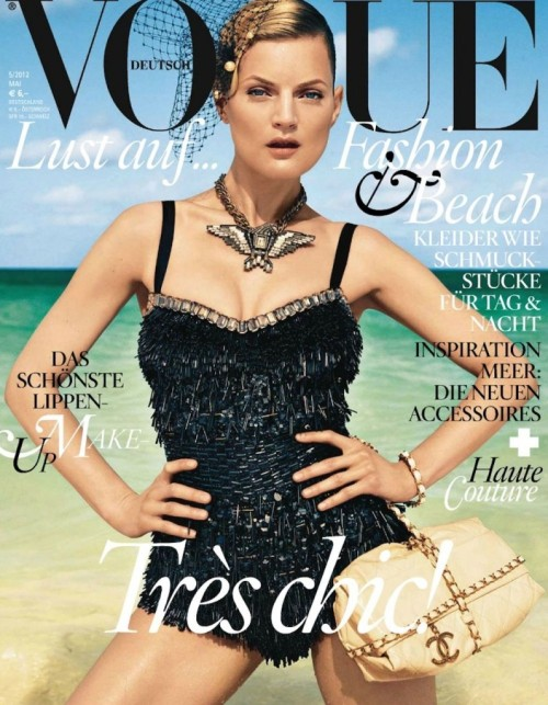 Vogue Germany May 2012