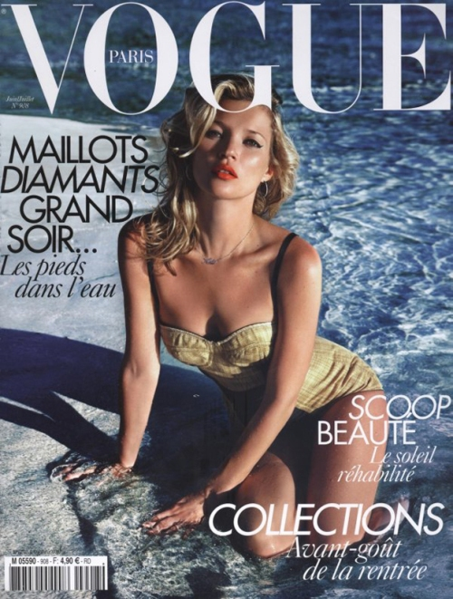 Vogue Paris June-July 2010