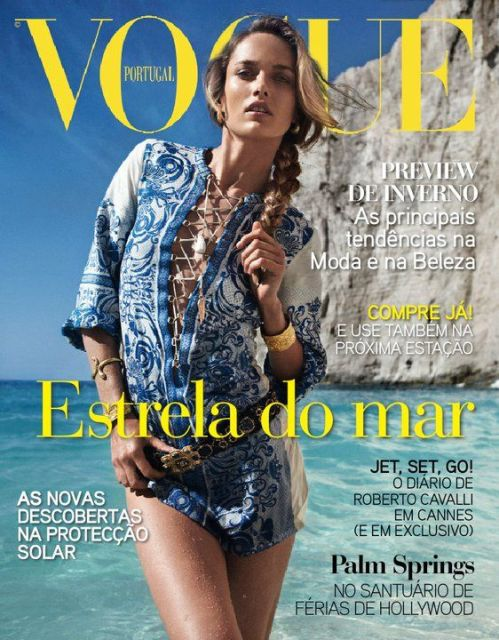 Vogue Portugal July 2010