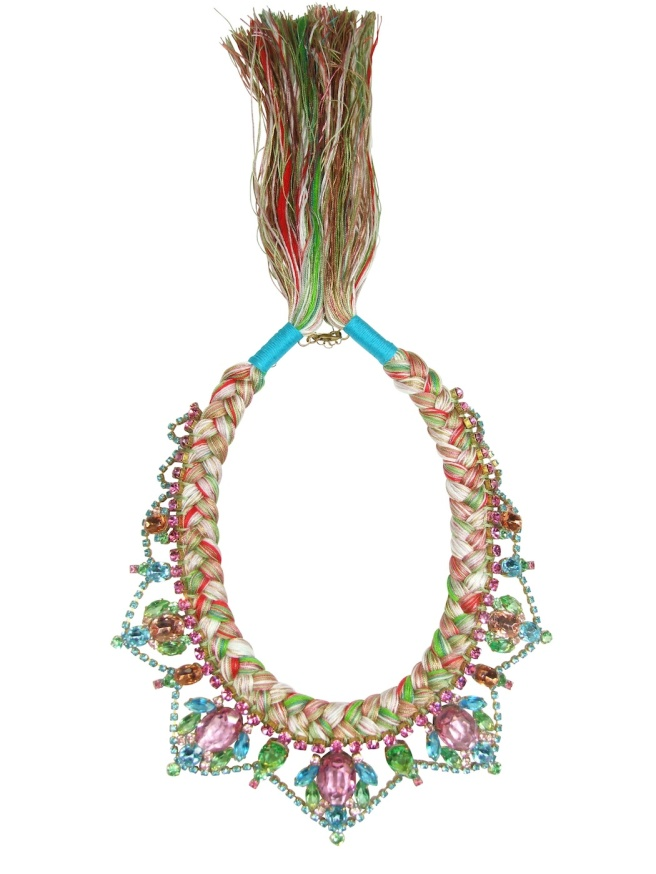 St.Tropez necklace by Jolita Jewellery