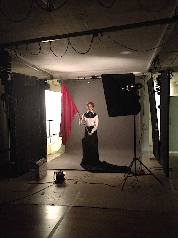 Anne Boylen shoot
