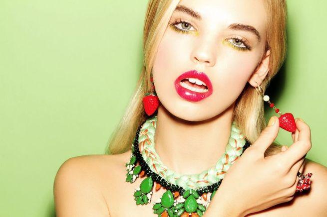 Braided Hamptons necklace by Jolita Jewellery