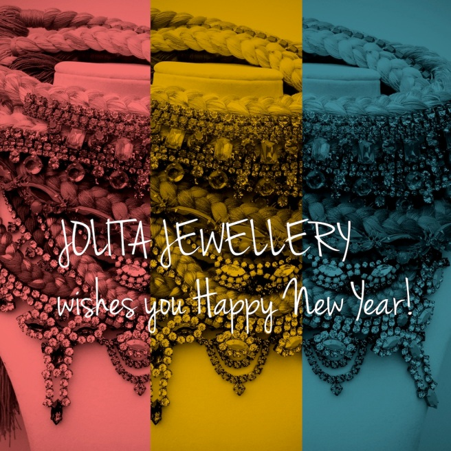 Happy New Year from Jolita Jewellery