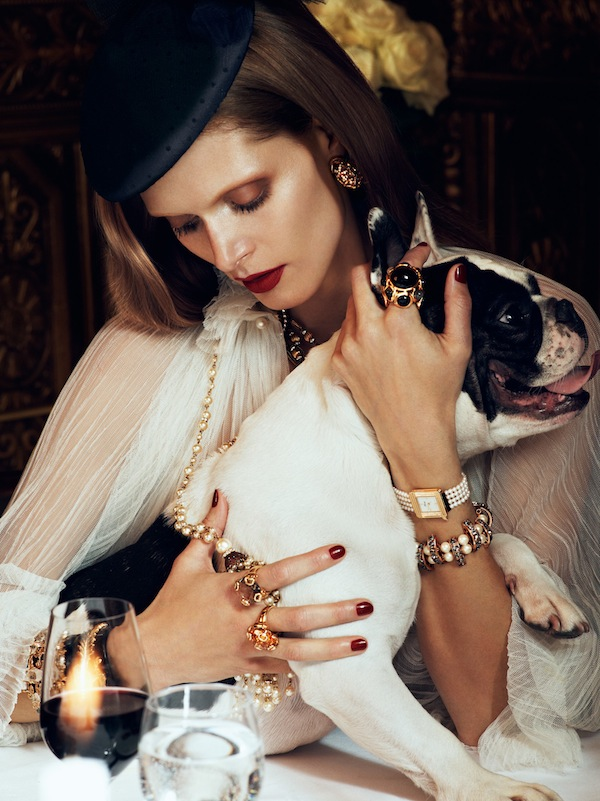 Malgosia Bela by Lachlan Bailey (Chic Ultimate - Vogue Paris August 2012) 8