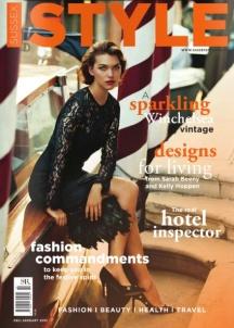 Sussex Style Magazine cover Dec-Jan 2013