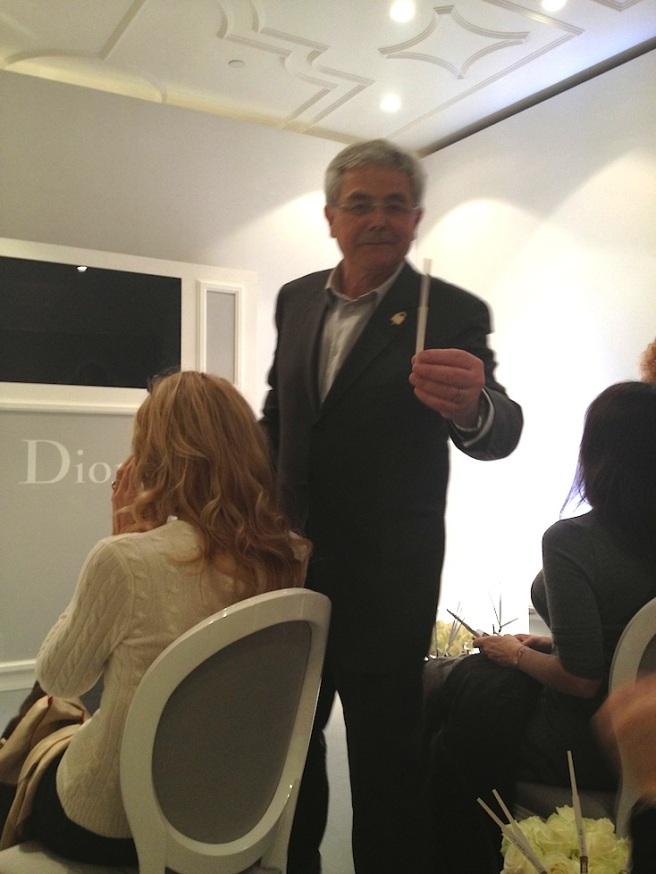 François Demachy, Dior Perfumer-Creator 2