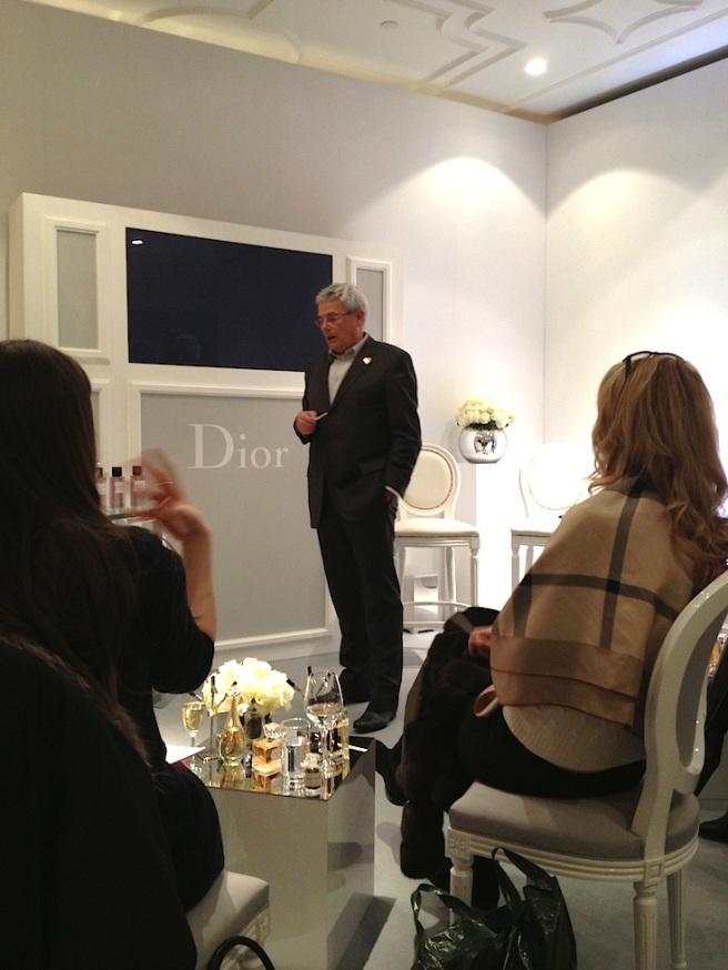 François Demachy, Dior Perfumer-Creator