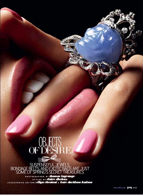 Objects of Desire Elle