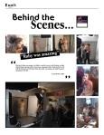 Exalt Magazine's first issue Jolita feature behind the scenes