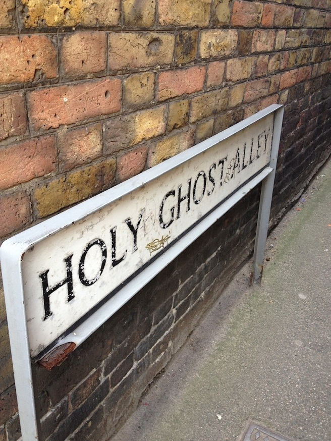 1 Sandwich town -Holy Ghost Alley 1