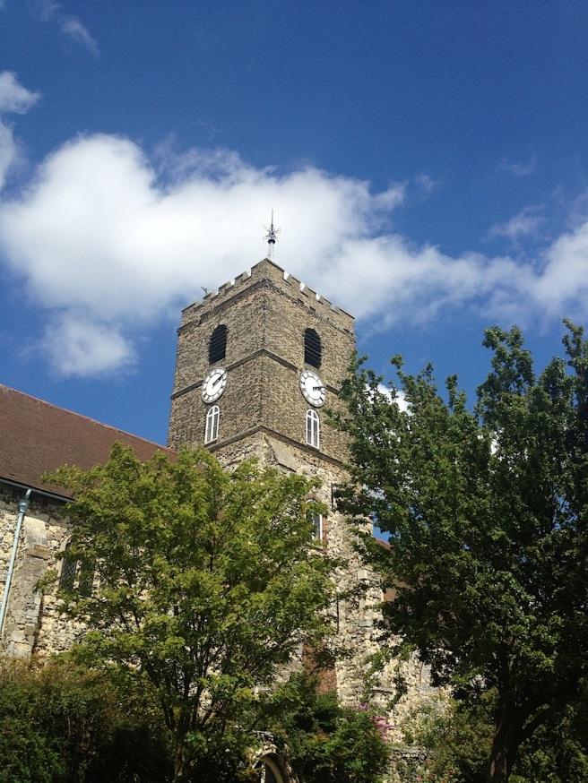 3 Sandwich town - church