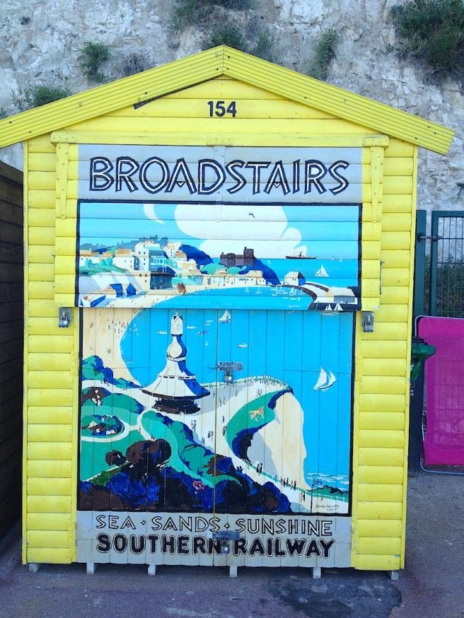 8 Broadstairs beach Hut