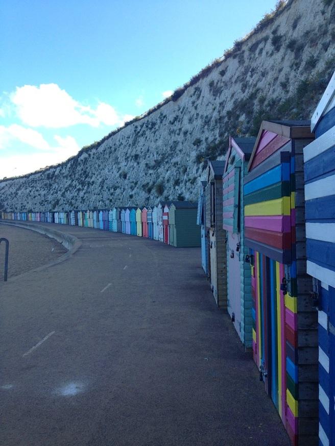 8 Broadstairs beach Huts