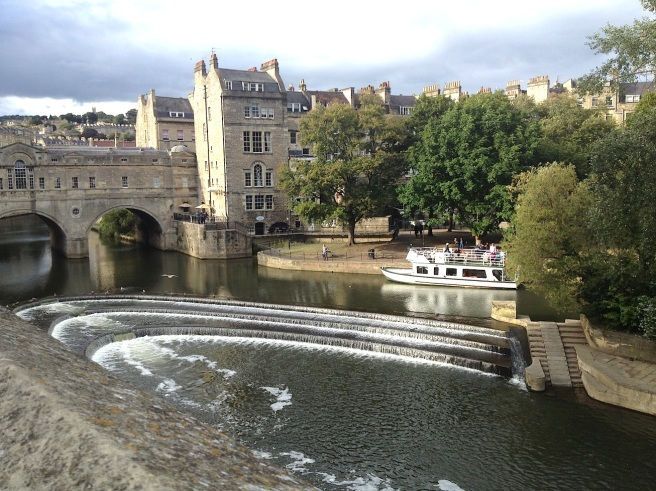 Bath Pulteney Bridge -1