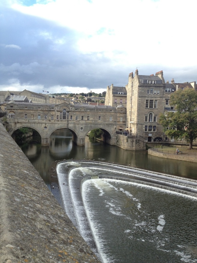 Bath Pulteney Bridge -2
