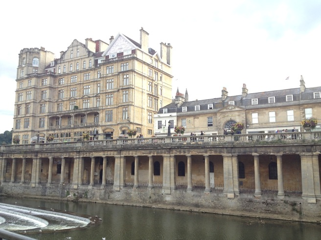 Bath Pulteney Bridge -4