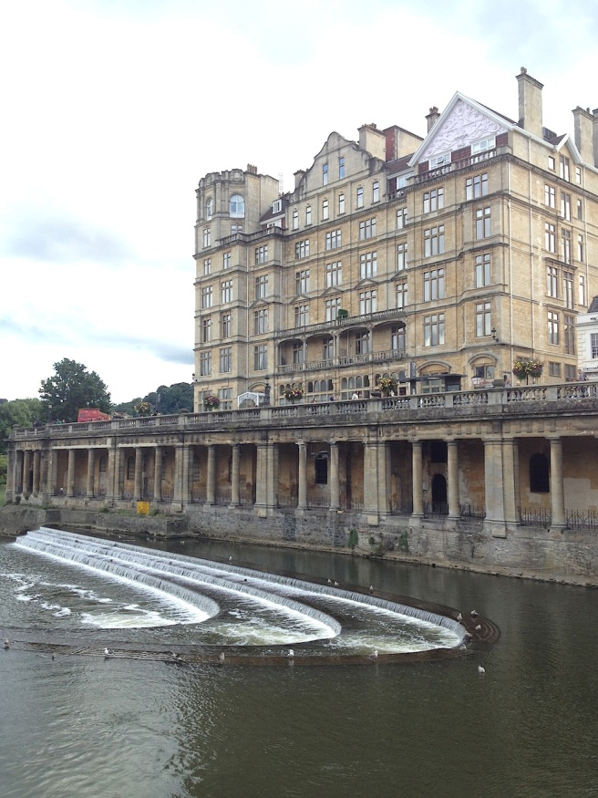 Bath Pulteney Bridge -5