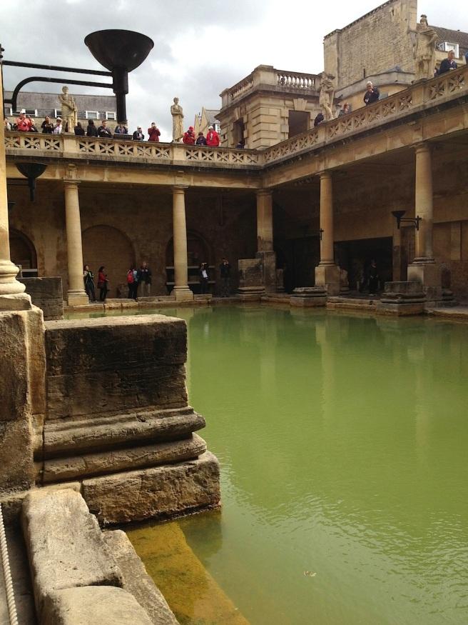 Roman baths 3