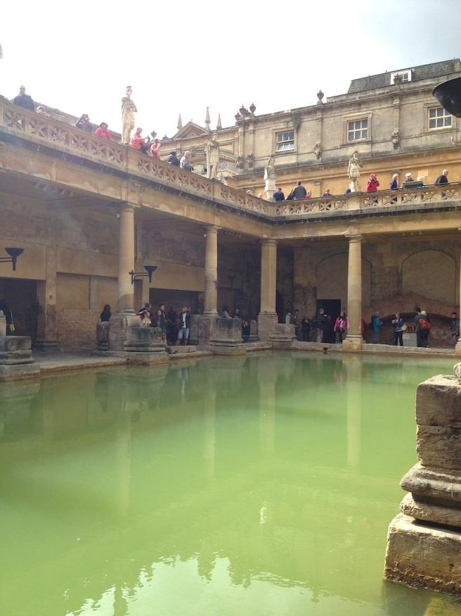 Roman baths 4