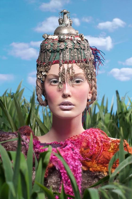 Vogue Brasil Beleza by Benjamin Kanarek