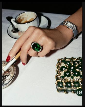 Thomas Lagrange jewellery editorial