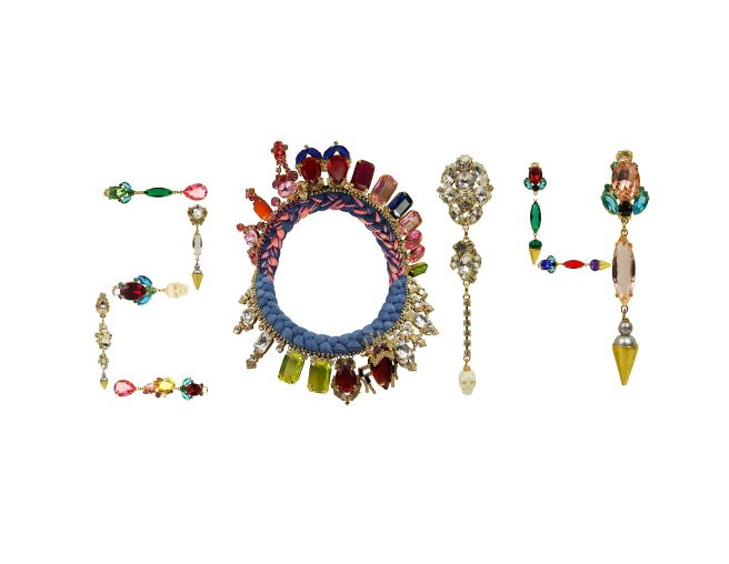 Happy New Year from Jolita Jewellery!