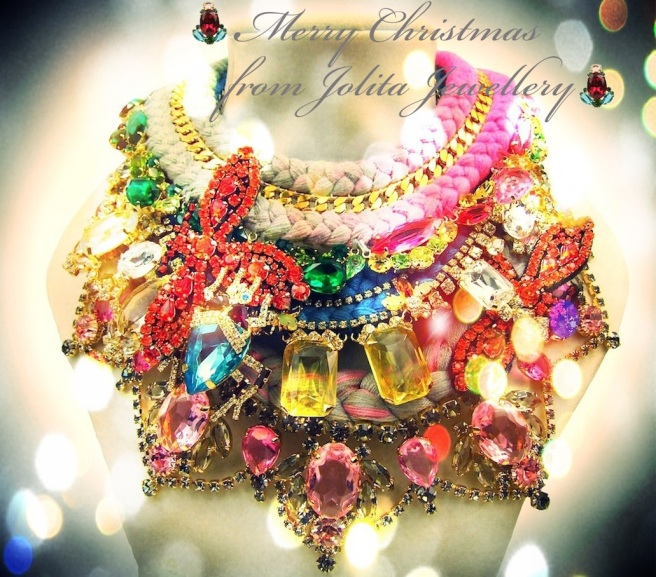 Merry Christmas from Jolita Jewellery