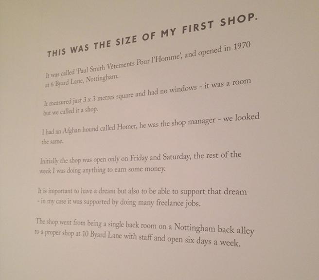 1 First shop