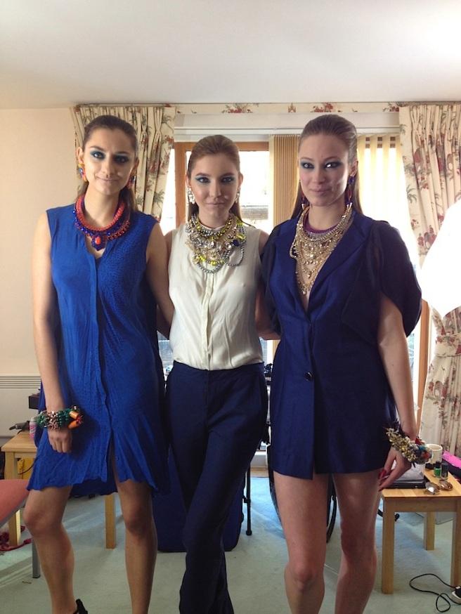 Look 1 - Kasia, Sarah and Inge 1