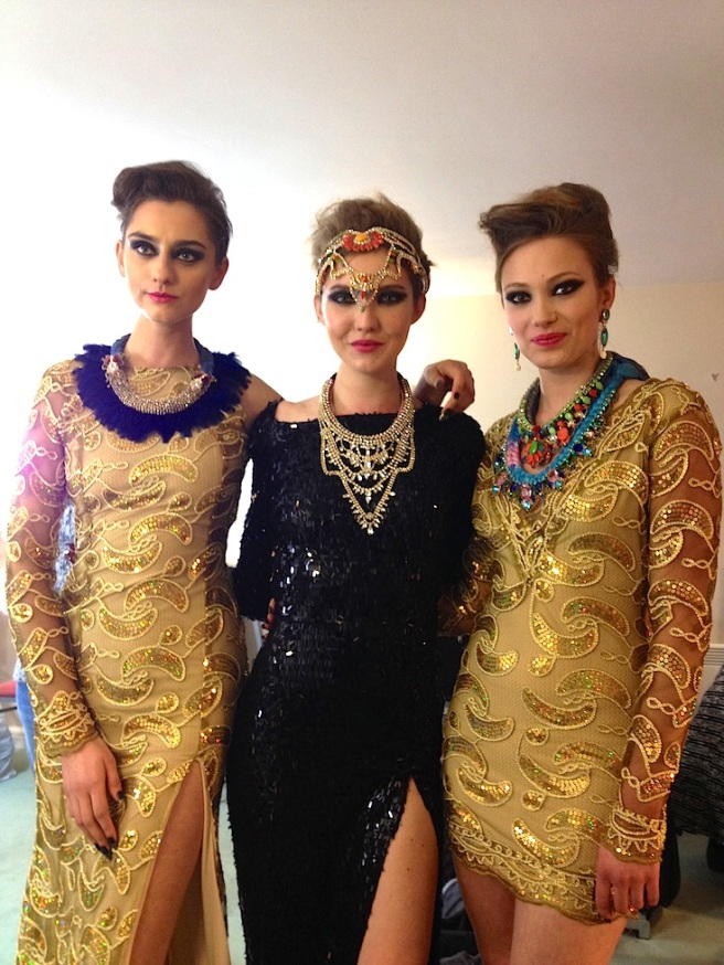 Look 3 - Kasia, Sarah, Inge 1