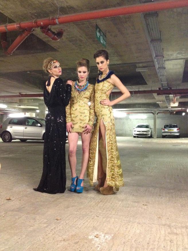 Look 3 - Kasia, Sarah, Inge 2