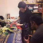 From Jolita studio - designer Algis Abromaitis interview for Fab magazine