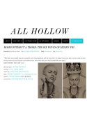 All Hollow Magazine, March 2014 - Roses Without A Thorn: The Six Wives of Henry VIII featuring Jolita Jewellery