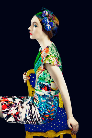 Mary Katrantzo floral designs photographed by Erik Madigan Heck