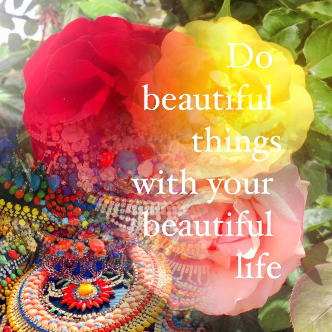 Quote of the day - Jolita Jewellery colours