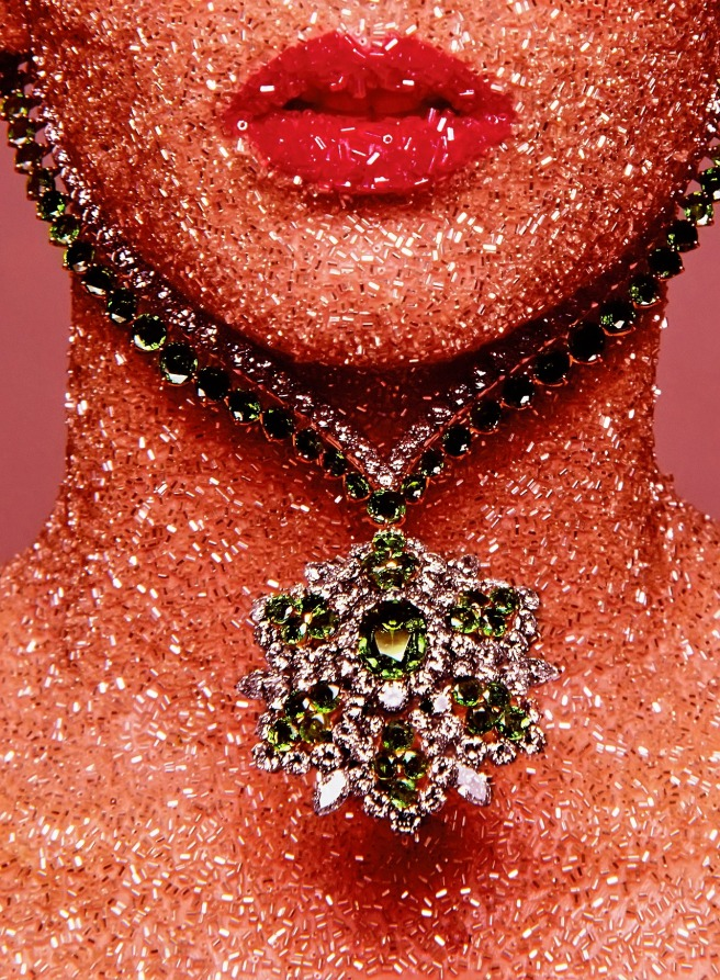 Guy Bourdin for Van Cleef & Arpels