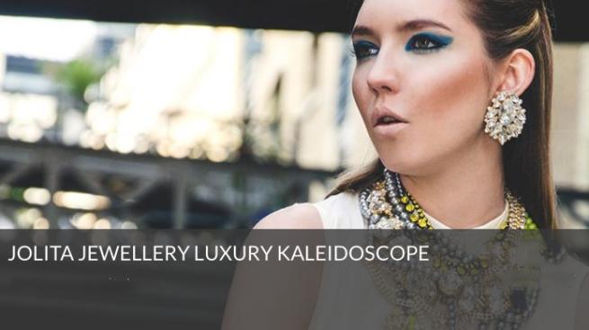 Jolita Jewellery Kaleidoscope colleciton on Wowcracy