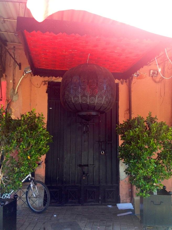 Jemaa El Fna souk, Marrakech