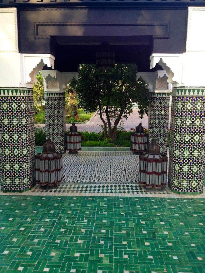 La Mamounia Hotel, Marrakech
