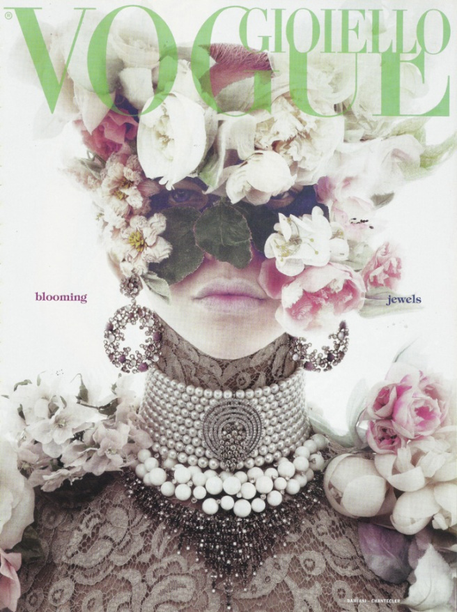 Vogue Italia cover, September 2010