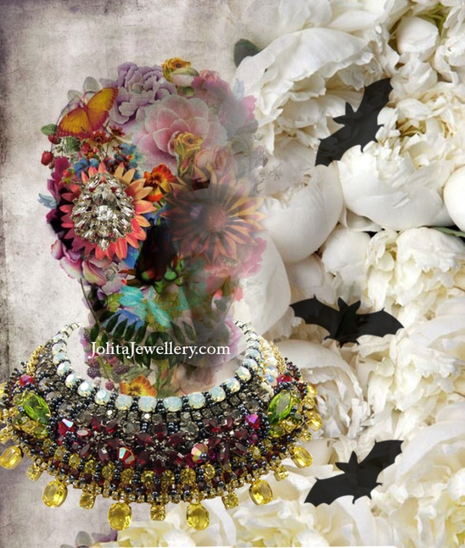Happy Halloween from Jolita Jewellery