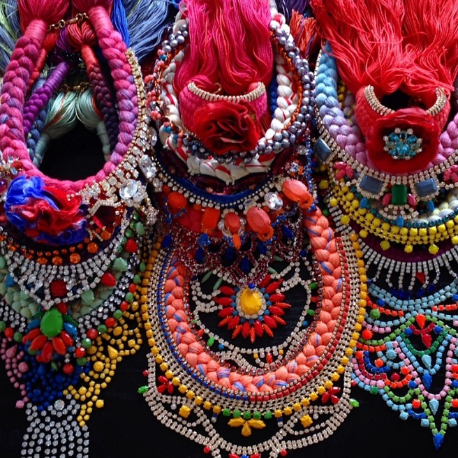 Jolita Jewellery colours