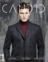 Candid Magazine cover