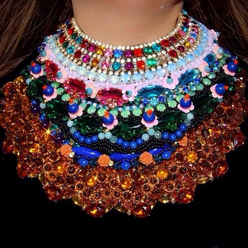 Luxury Jolita Jewellery statement collars